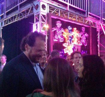 Marc Benioff Concert