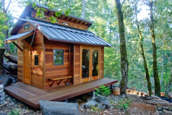 Tiny House Joy Of Living On Less