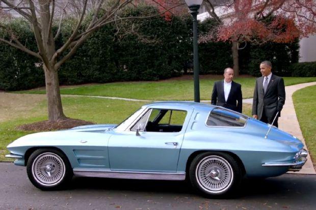 1963 Chevrolet Corvette Mid-Life Crisis Car