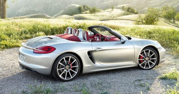 Porsche Boxter S Mid Life Crisis Car