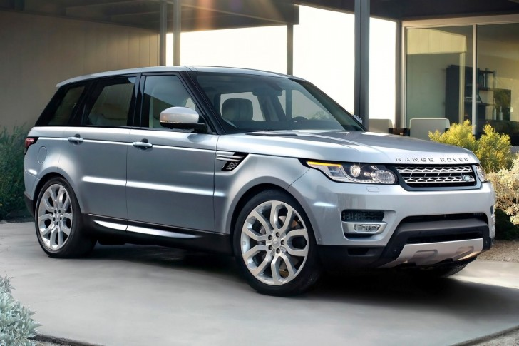 Range Rover Sport Supercharged mid-life-crisis car