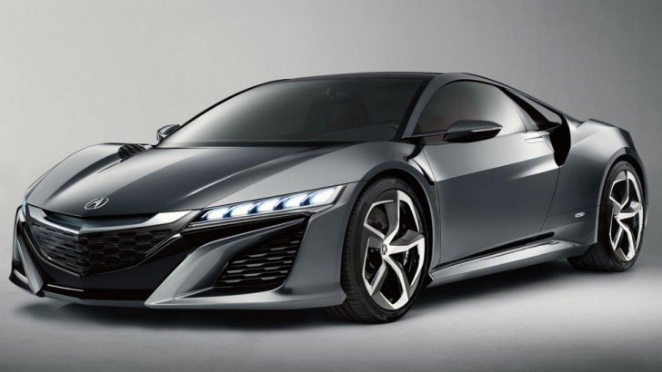 Acura NSX Mid Life Crisis Sports Car