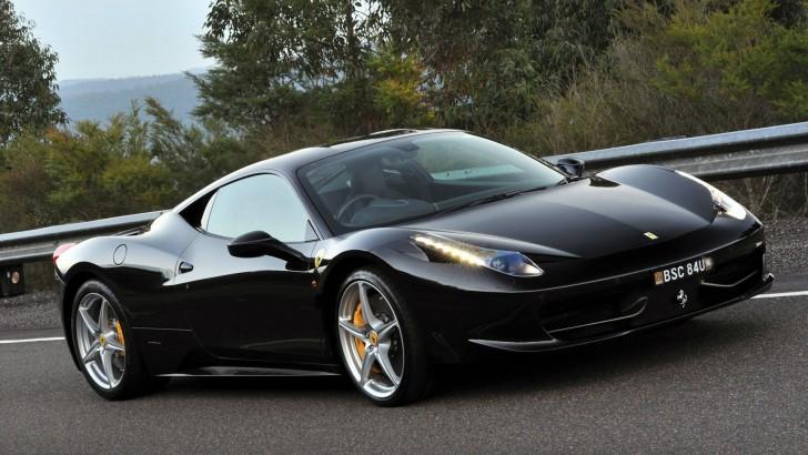 Ferrari 458 Italia Mid-Life Crisis Car