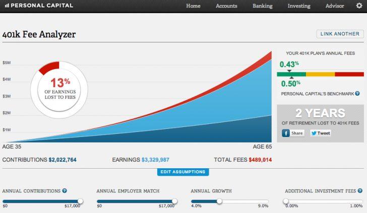 Reduce 401k Fees