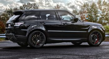 Range Rover Sport Supercharged 2017