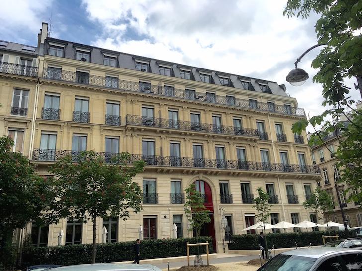 La Reserve, Paris - travel hacking