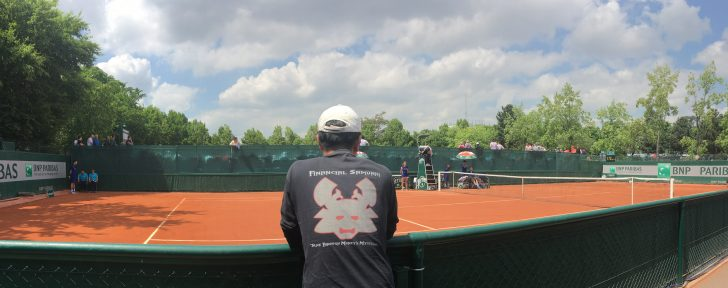 ONIG Financial Blog at French Open 2016