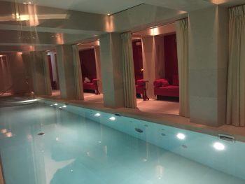 La reserve hotel pool