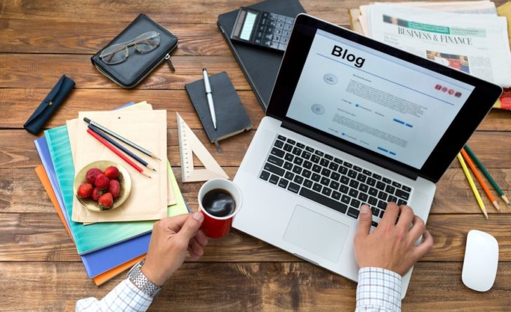 How To Build A Blogging Business - you can blog forever