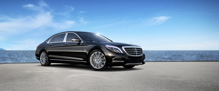 Mercedes S-Class S600 Maybach