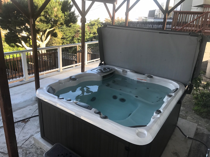 Hot Tub Cost And Ongoing Maintenanc Expenses Financial Samurai