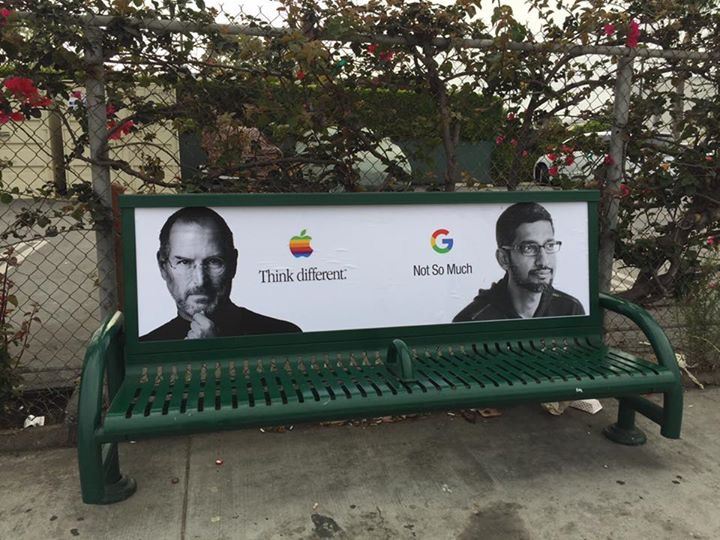 Google Manifesto Think Differently Not So Much