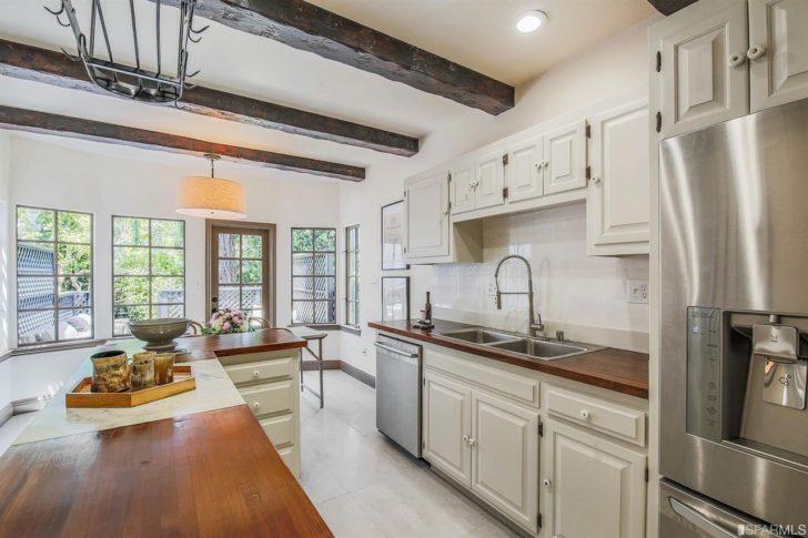 Marina SF Home kitchen - listing a house