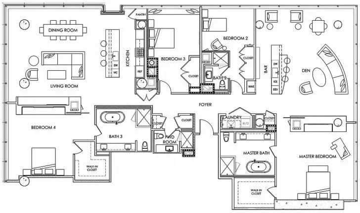 The Ideal House Size And Layout To Raise A Family Financial Samurai