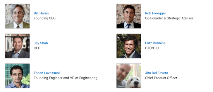 Personal Capital current team