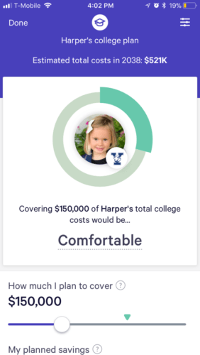 Wealthfront College Savings Plan