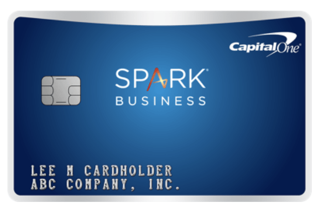 Capital One Spark Miles For Business Miles Credit Card