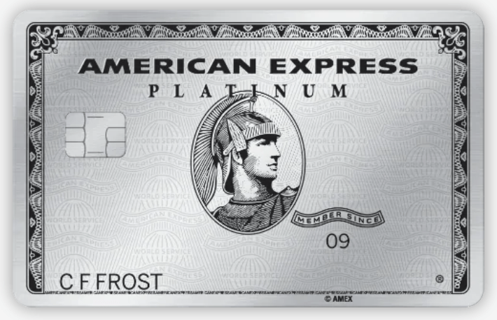 The Platinum Card From American Express