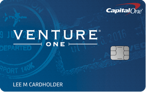 Capital One VentureOne Credit Card