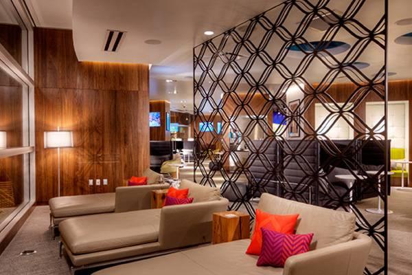Centurion Lounge In Vegas