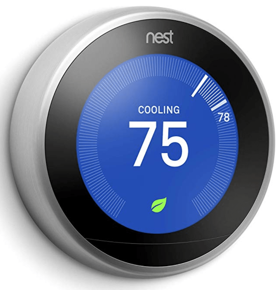 Nest Thermostat - revenge spend
