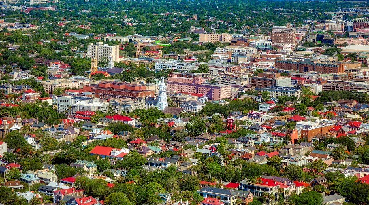18-hour city, Charleston, SC