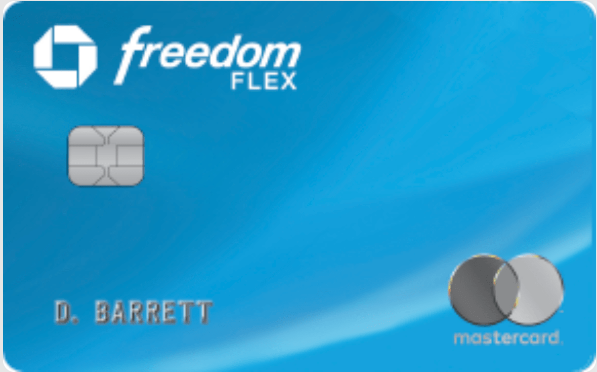 Chase Freedom Flex credit card