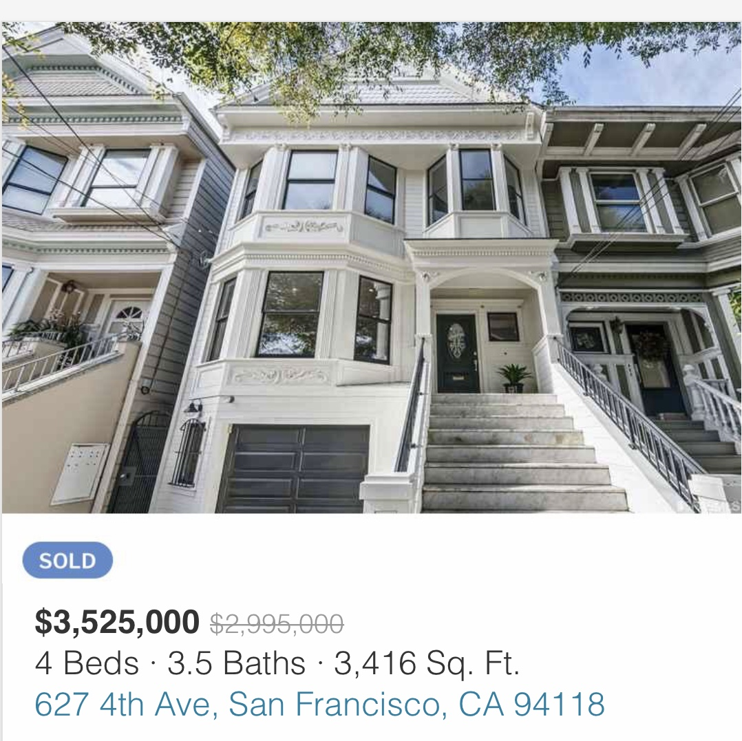 San Francisco real estate doing well in 2021