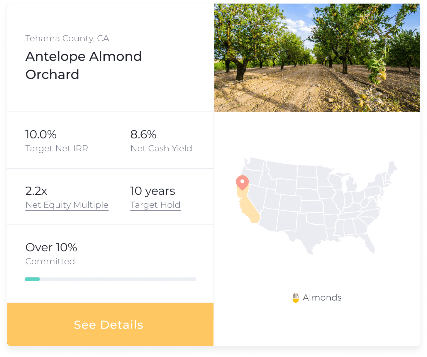 FarmTogether New Deal Launch March 19, 2021