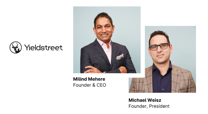 Yieldstreet Overview: Interview with Milind Mehere, Founder and CEO