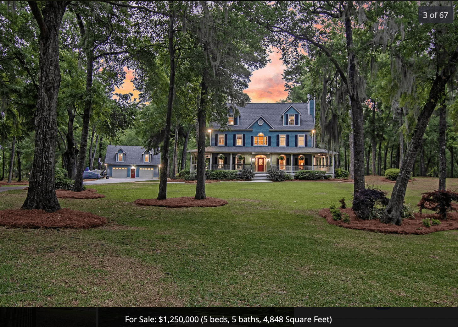 4141 Chisolm Rd, Johns Island, SC 29455