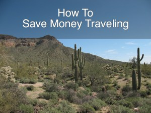 How to Save Money Traveling