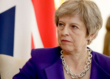 Image result for Brexit: Theresa May rules out better deal for