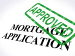 Mortgage app approved