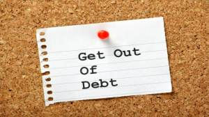 Your 5 Step Guide To Getting Out Of Debt