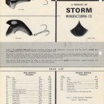 Storm Glop Black and White Catalog Insert