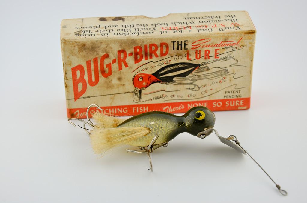 Wonder State Bug R Bird Lure