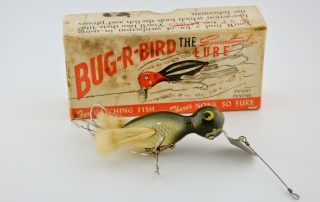 Wonder State Bug R Bird Lure