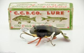Baby Crawdad Antique Lure