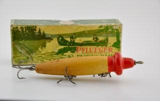 Pflueger Magnet Lure in Box