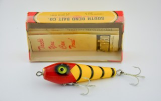 South Bend BeBop Lure and Box