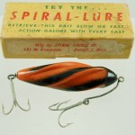 Spiral Lure and Box
