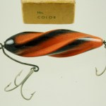 Spiral Lure Company Bait and Box