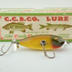 Golden Shiner Baby Injured Minnow Lure