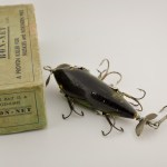 Bon Net 6 Hook Minnow Lure Top View