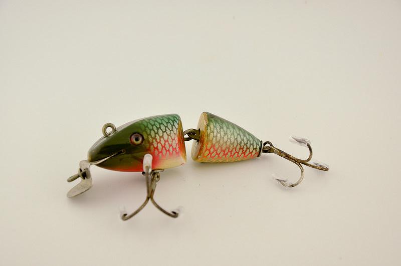 Creek Chub Baby Wiggle Fish Lure