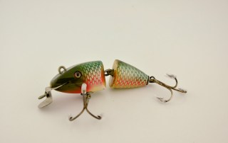 Creek Chub Baby Wiggle Fish Lure