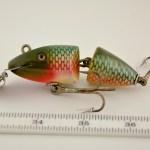 Baby Wiggle Fish Lure Measurement