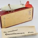 Gentleman Jim Bottom View