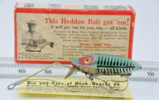 Heddon No Snag River Runt Lure